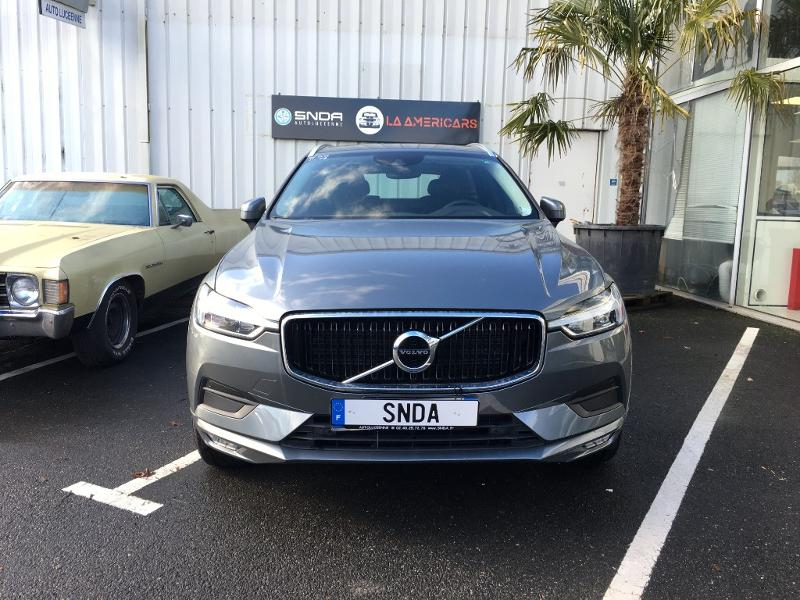 Volvo XC60 B4 AdBlue AWD 197ch Momentum Geartronic Diesel Gris Occasion à vendre